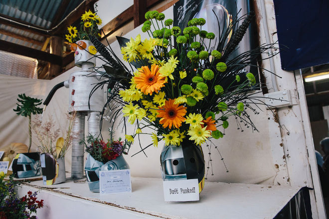 Flower Arranging - 'Exhibitors own theme'