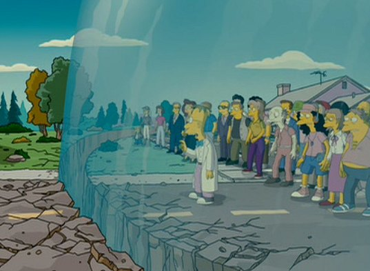 simpsons dome