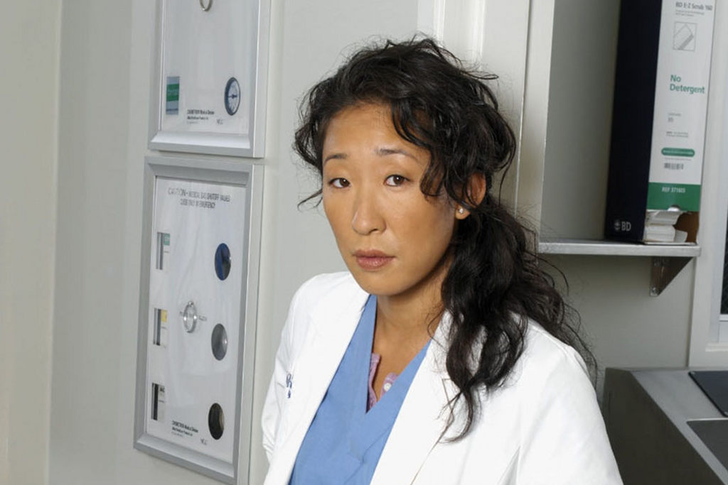 While You Were Sleeping, Sandra Oh Quit Grey\'s Anatomy