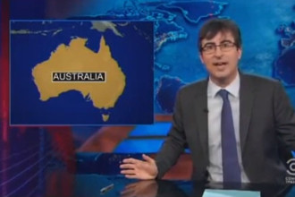 The Daily Show Just Covered The Australian Election. How Embarrassment.