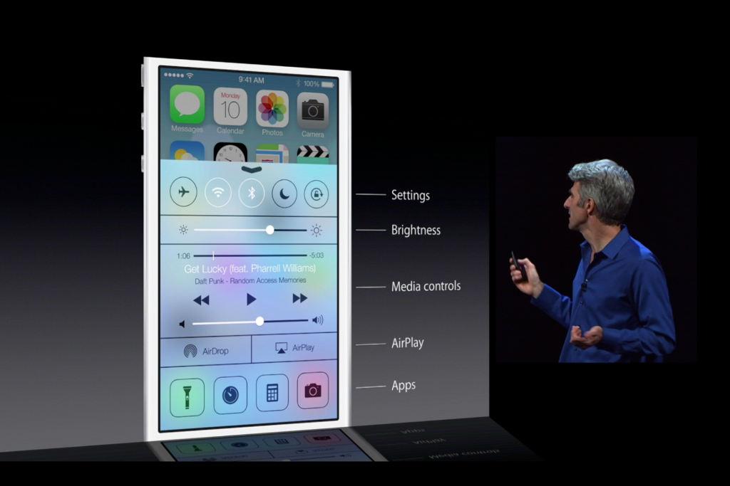 iOS7 Features