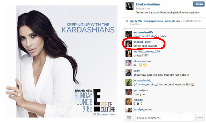 Five Ways To Get Noticed By A Celebrity On Instagram