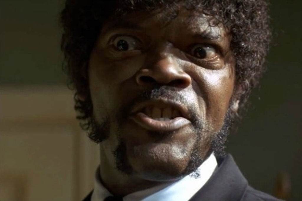 Pass It On Samuel L Jackson Can Still Scare The Shit Out Of You
