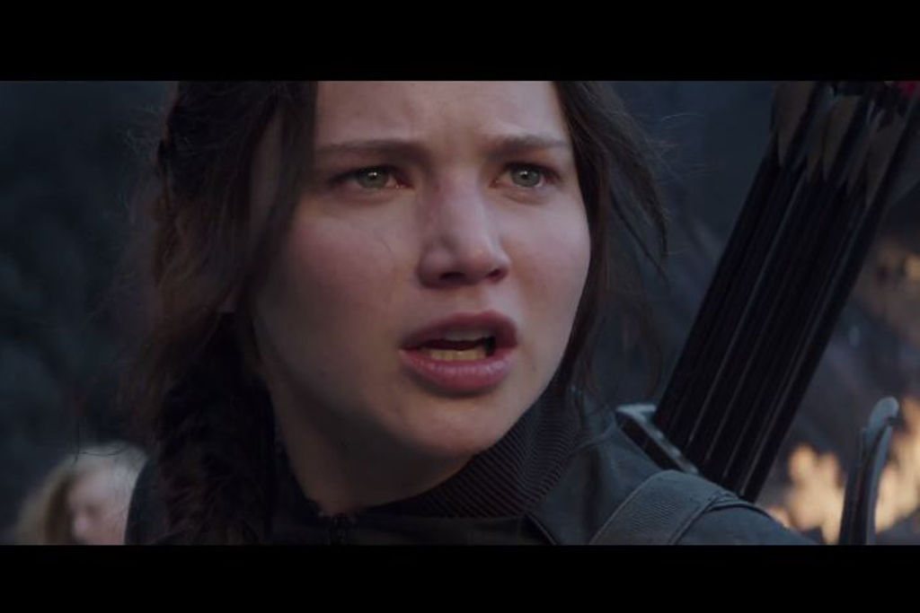 Oh Look It S Yet Another Trailer For The Hunger Games Mockingjay Part 1 Play free games online including: junkee