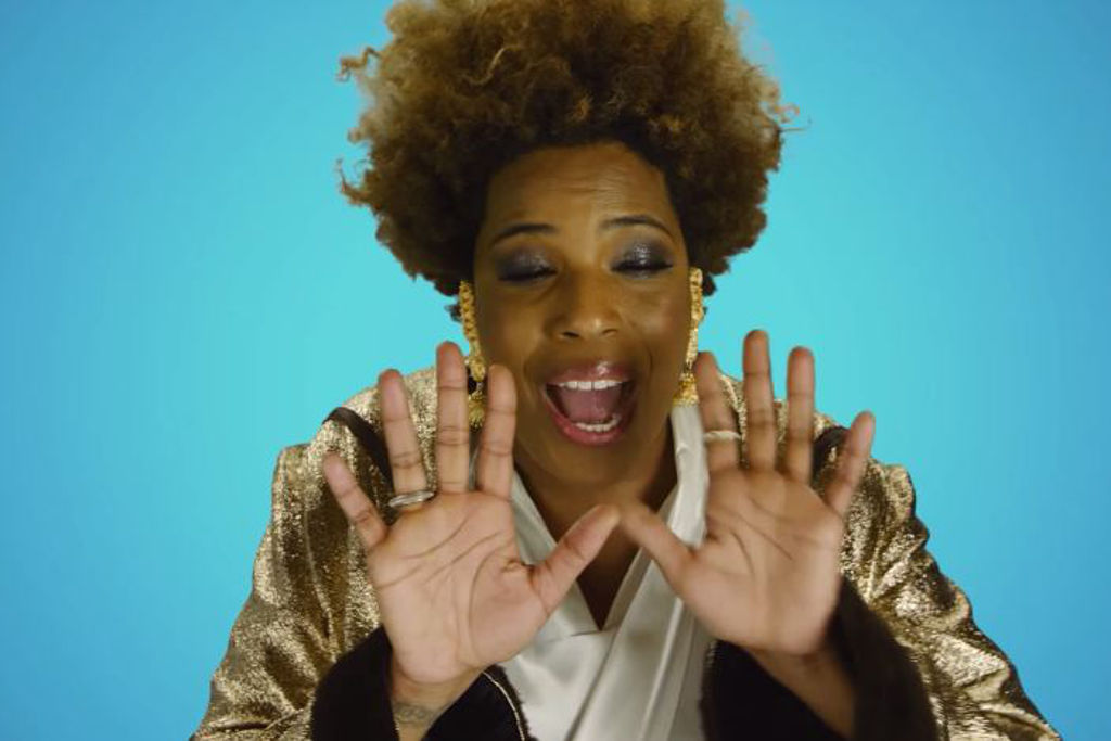 Macy Gray On Ferguson, Chris Rock, And Racism In America