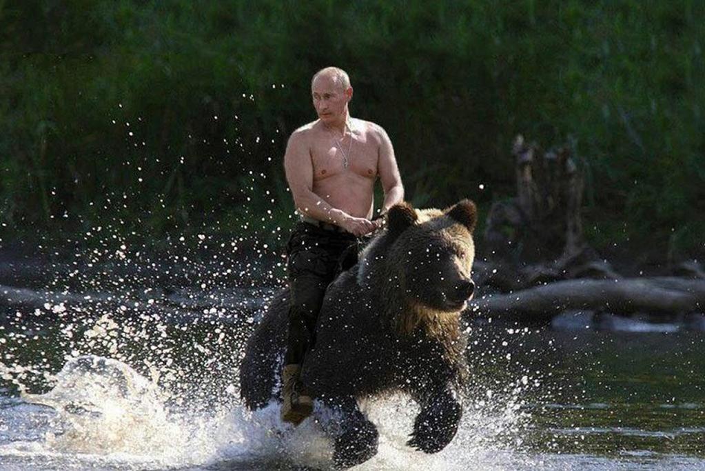 TÍAS CON MONSTRUO - Página 7 Putin