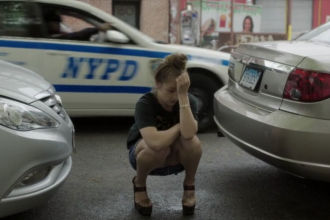 18. Jessa peeing with NYPD