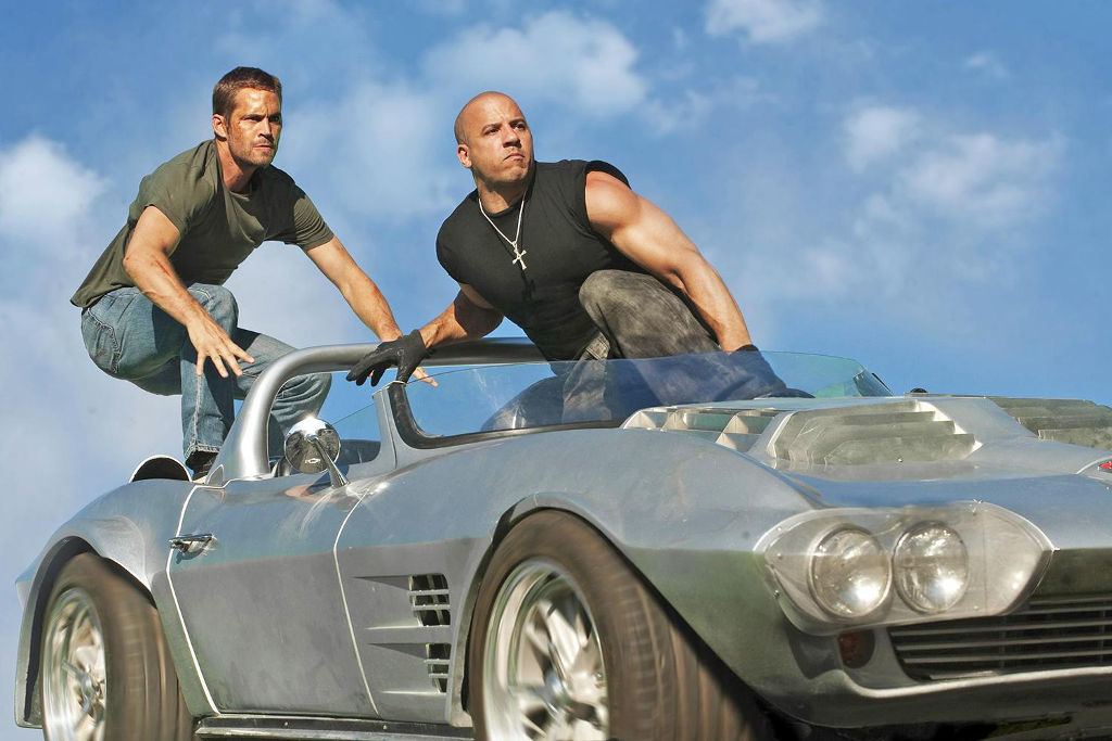 brian fast and furious
