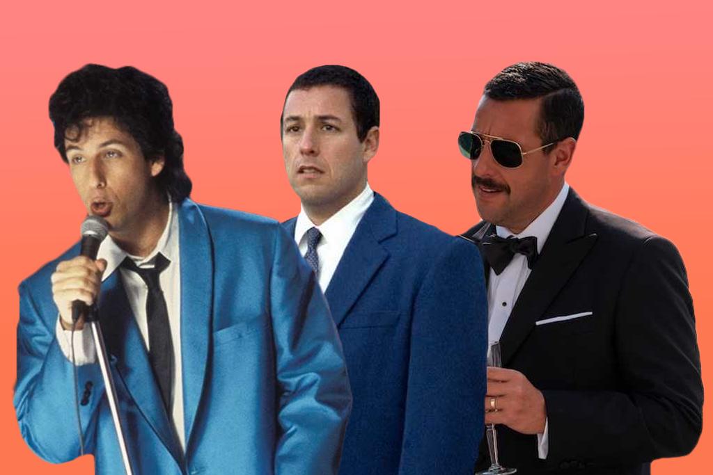 From SNL To Netflix: A Deep Dive Into Adam Sandler's