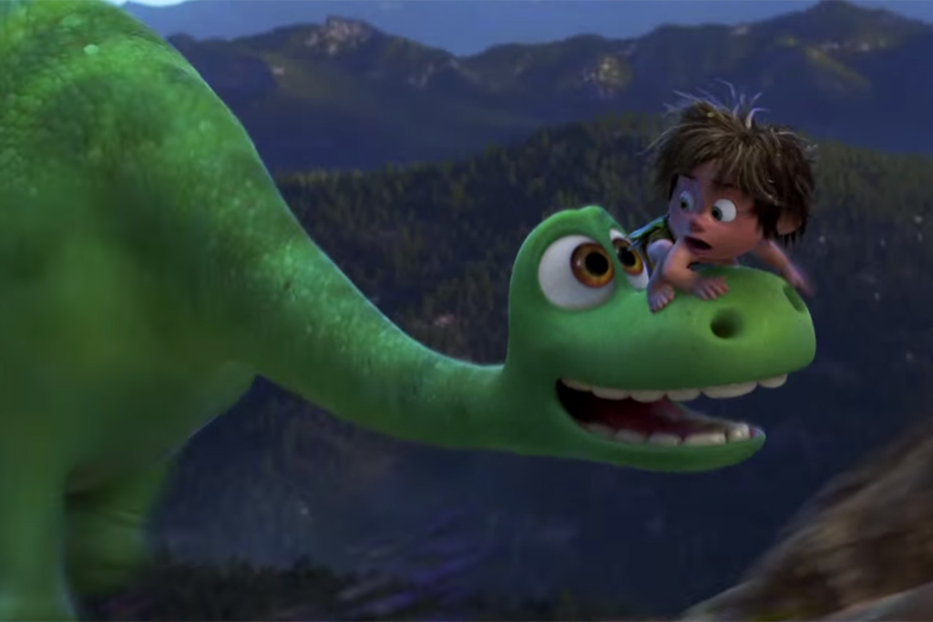 pixar s the good dinosaur is full of lame ideas that should have