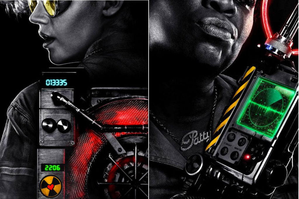 The New 'Ghostbusters' Character Posters Kick Some Serious