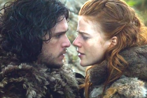 Ygritte and jon snow hookup in real life