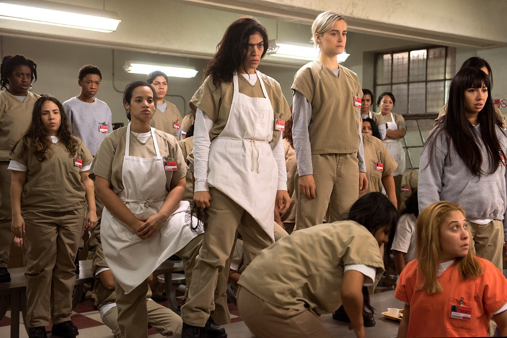 Review This Is The Most Devastating And Political Season Of Orange Is The New Black Yet