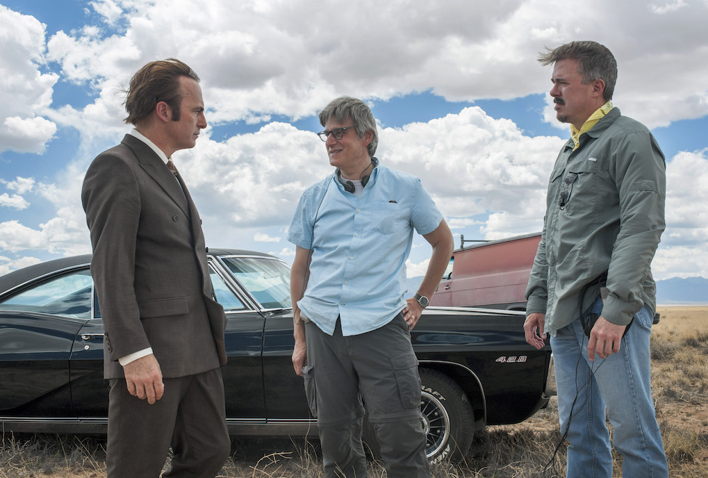 It's Showtime, Folks: Inside The 'Better Call Saul' Writers' Room