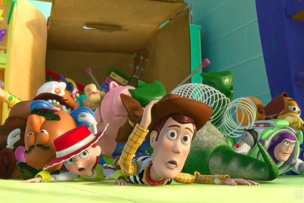 This New Video Confirms That All The Pixar Movies Are Connected