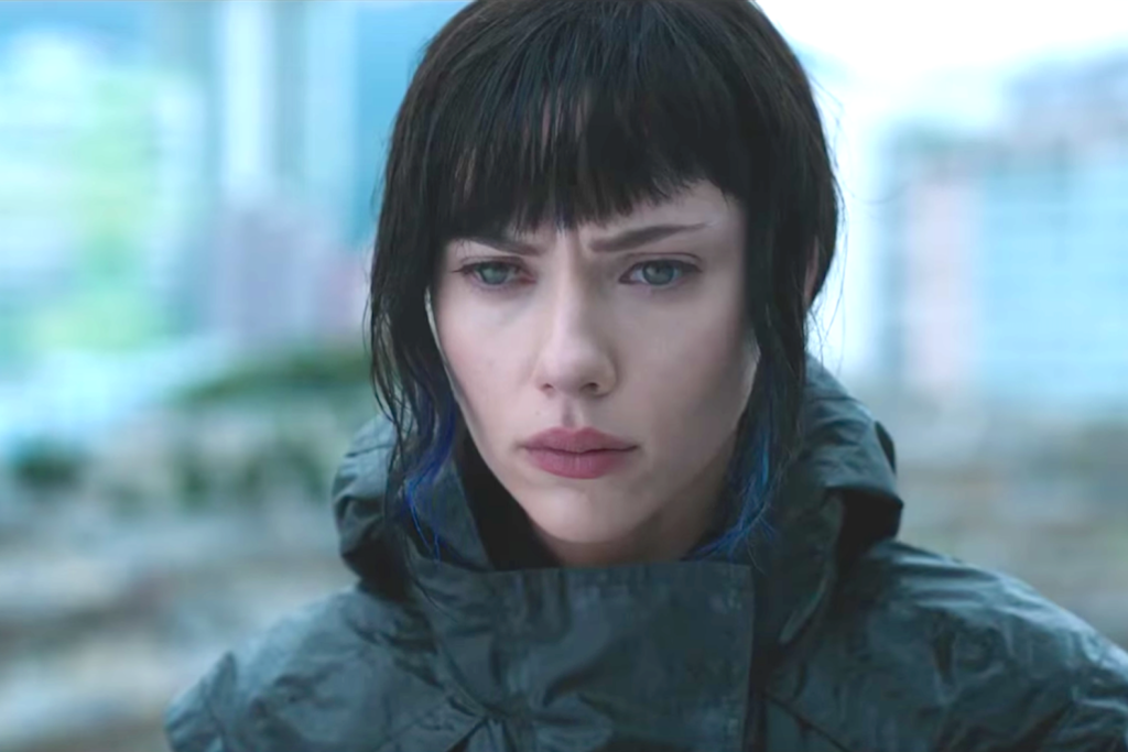 Scarlett Johansson should be allowed any role