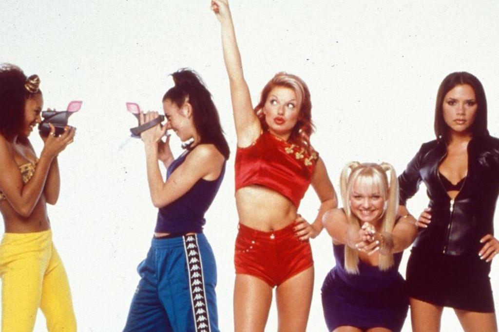 Spice girls naked lyrics