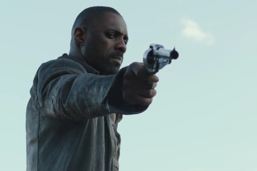 Matthew McConaughey, Idris Elba In 'The Dark Tower'