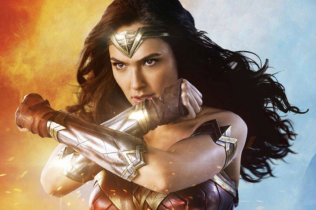'Wonder Woman' breaks box office records with $100.5 million opening