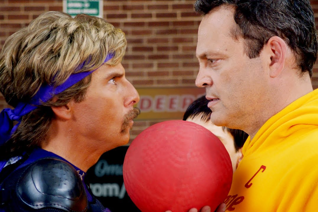 The rival teams from Dodgeball reunite for charity in new video