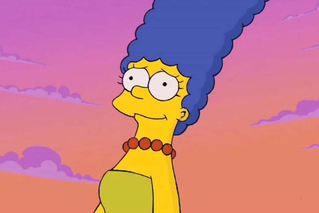 Marge fucks bart simpson