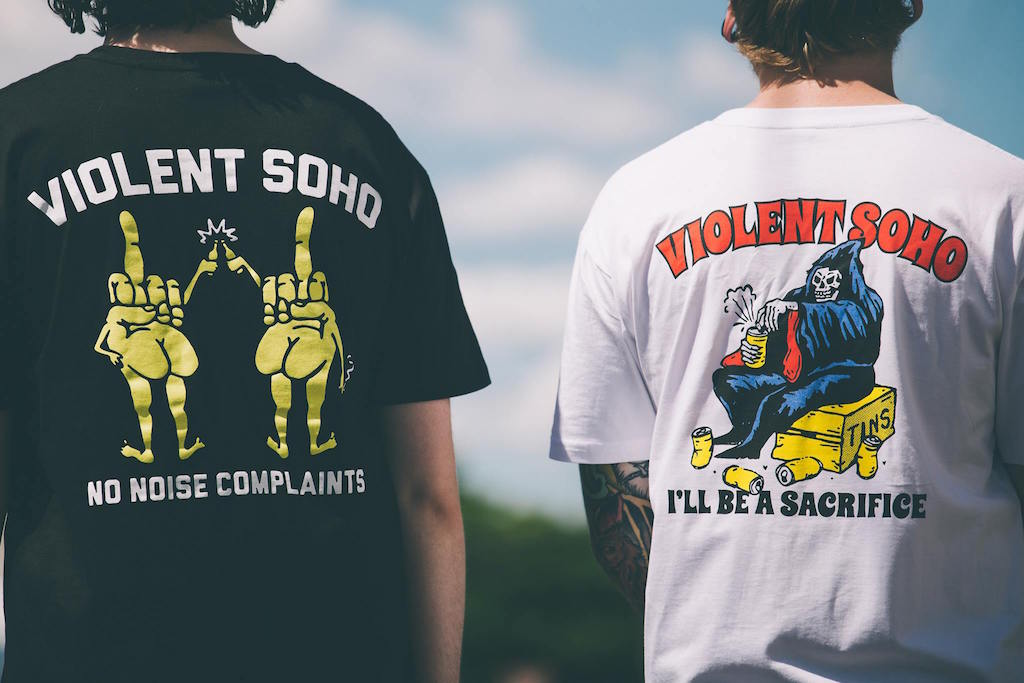 53d6d9817 Is It Acceptable To Wear A Band's Merch To Their Show? A Serious  Investigation