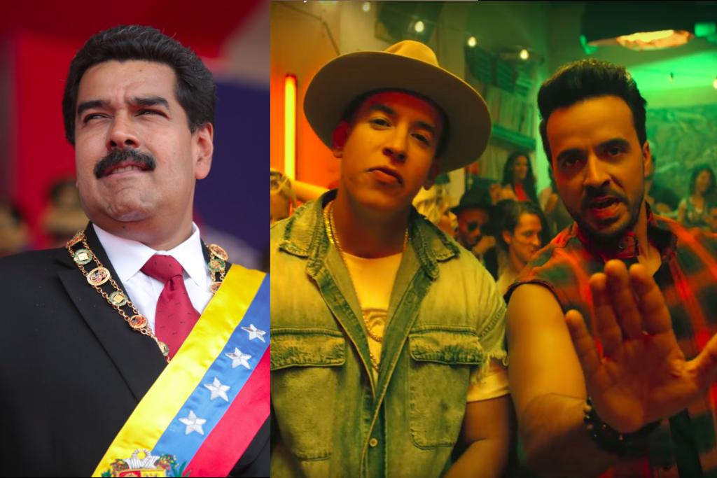 Venezuela President Assailed for Political Remix of Song 'Despacito'