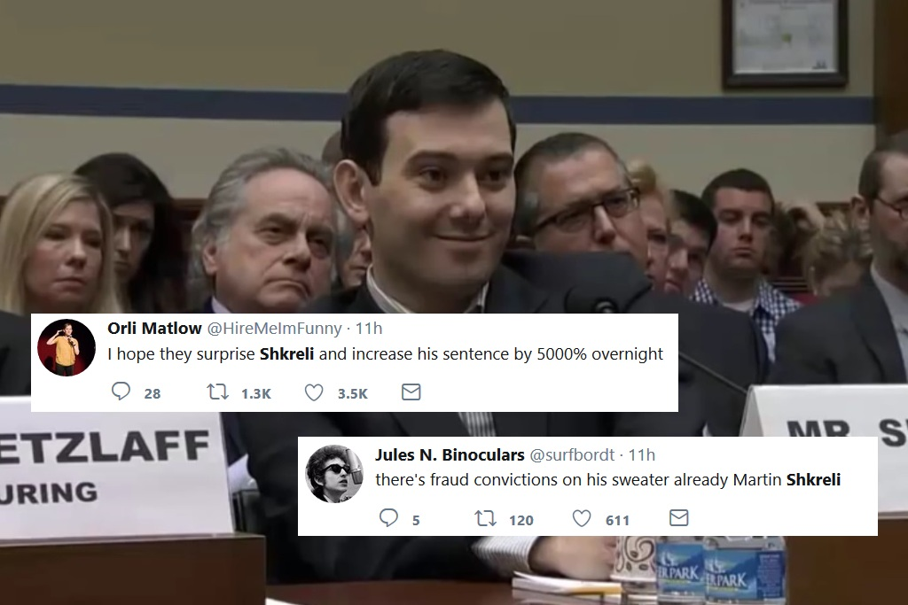 Is Martin Shkreli Guilty?