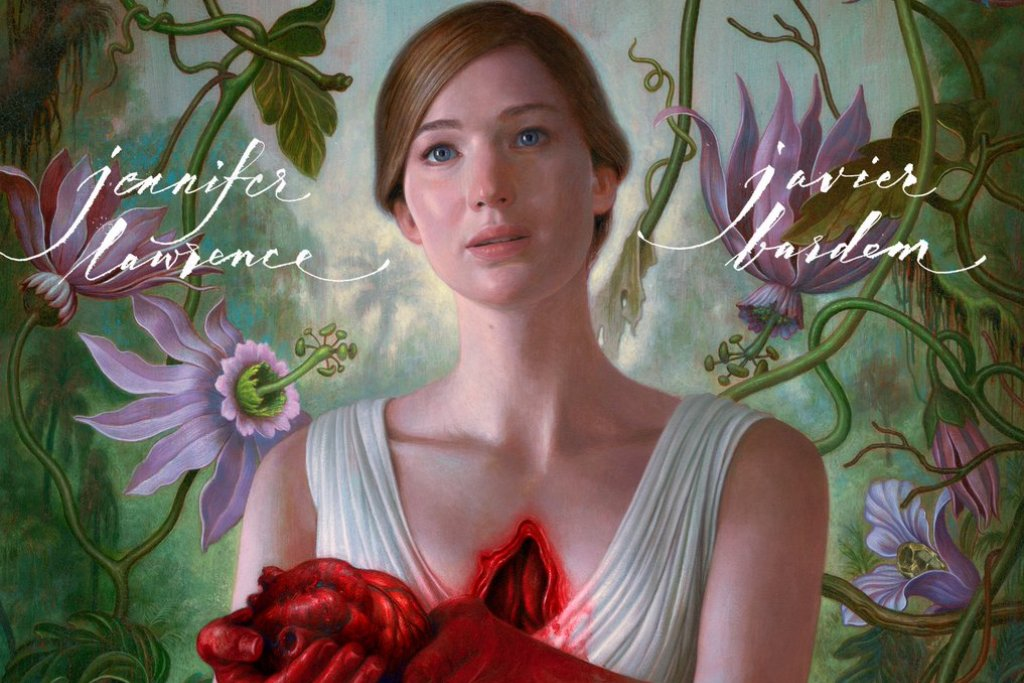 Official Trailer for Darren Aronofsky's 'Mother!' with Jennifer Lawrence