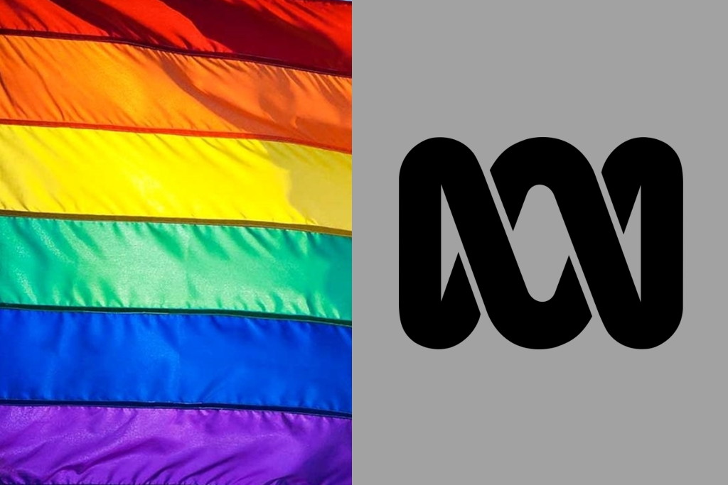 ABC/Rainbow flag