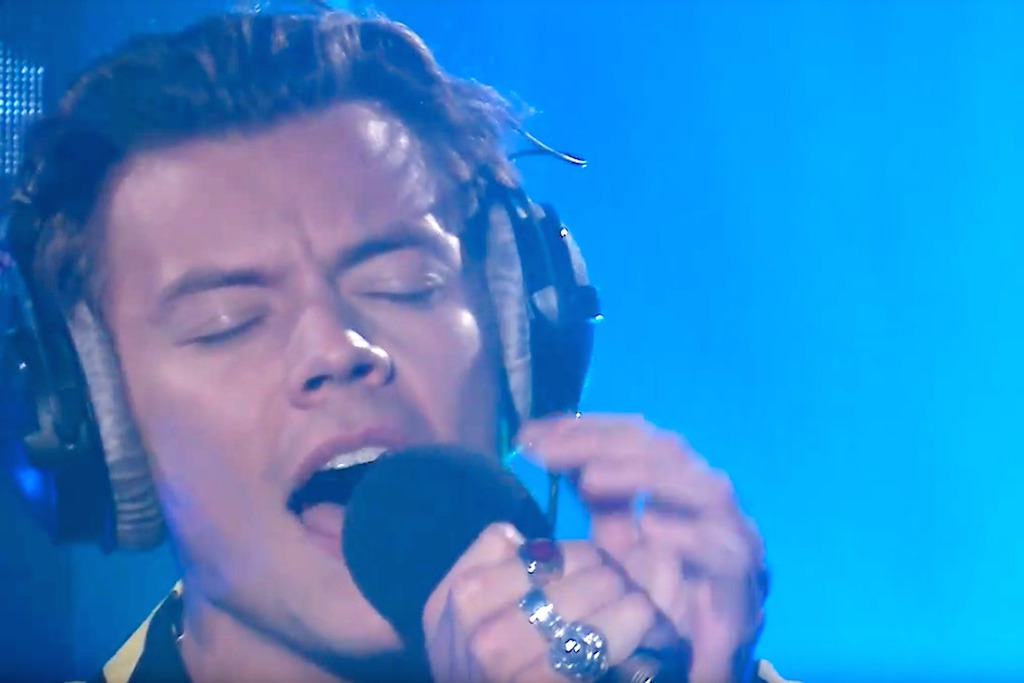 Harry Styles covers another Fleetwood Mac classic