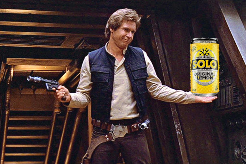 Remember That Star Wars Spinoff Film About Young Han Solo Weve Been Getting Hyped For Well Director Ron Howard Just Announced The Title And Its Ah