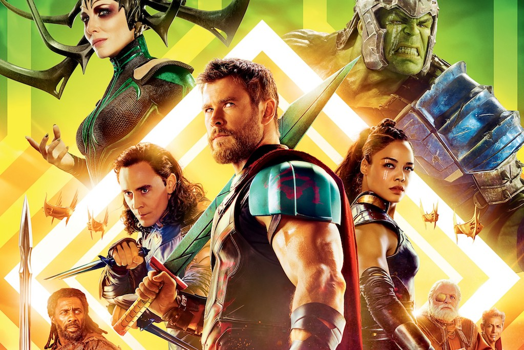 Thor: Ragnarok' Synced With 'Holding Out For A Hero' Is