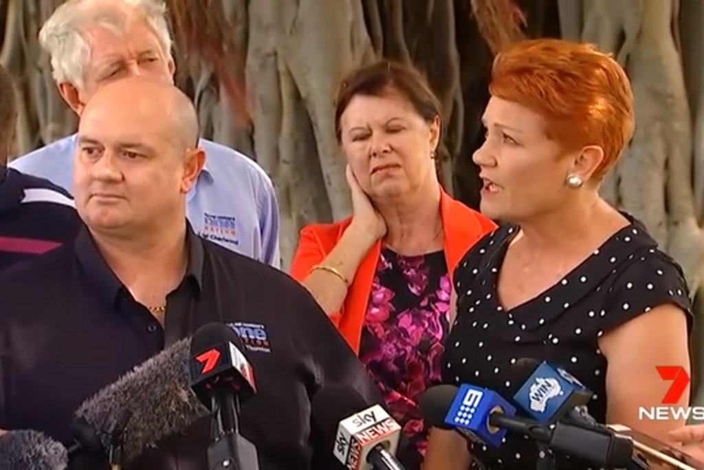 One Nation Has Been Left Red Faced After Failing To Properly Vet One Of Its Candidates In The Upcoming Queensland State Election If Youre Feeling A Sense