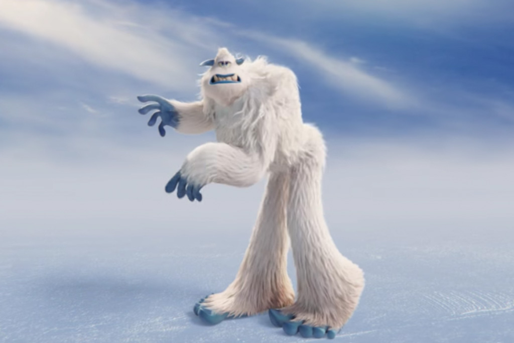Channing Tatum spins a myth in Smallfoot trailer