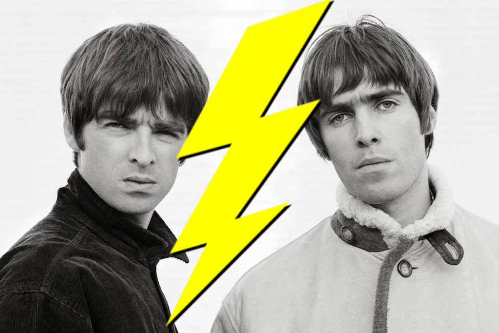Gallagher v  Gallagher: We Review Noel And Liam's Solo Albums