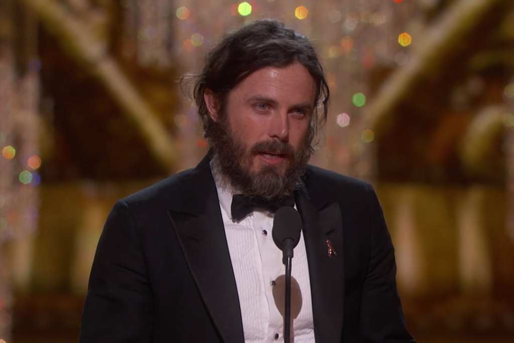Casey Affleck won't be presenting award at this year's Oscars