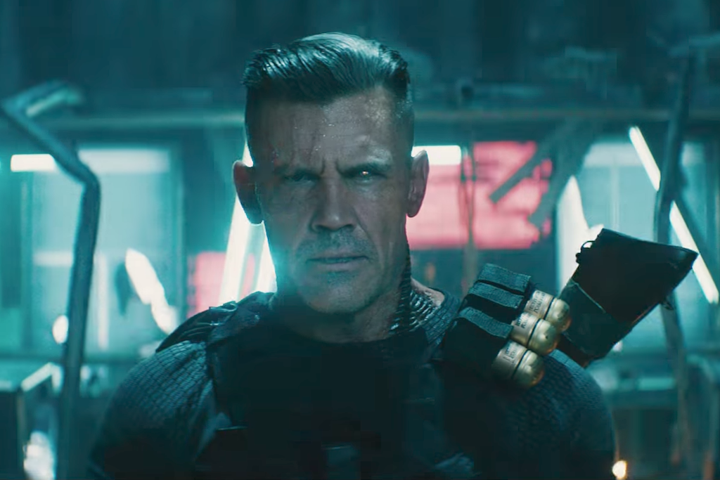 The New 'Deadpool 2' Trailer Is Out, And There's A New Villain In Town