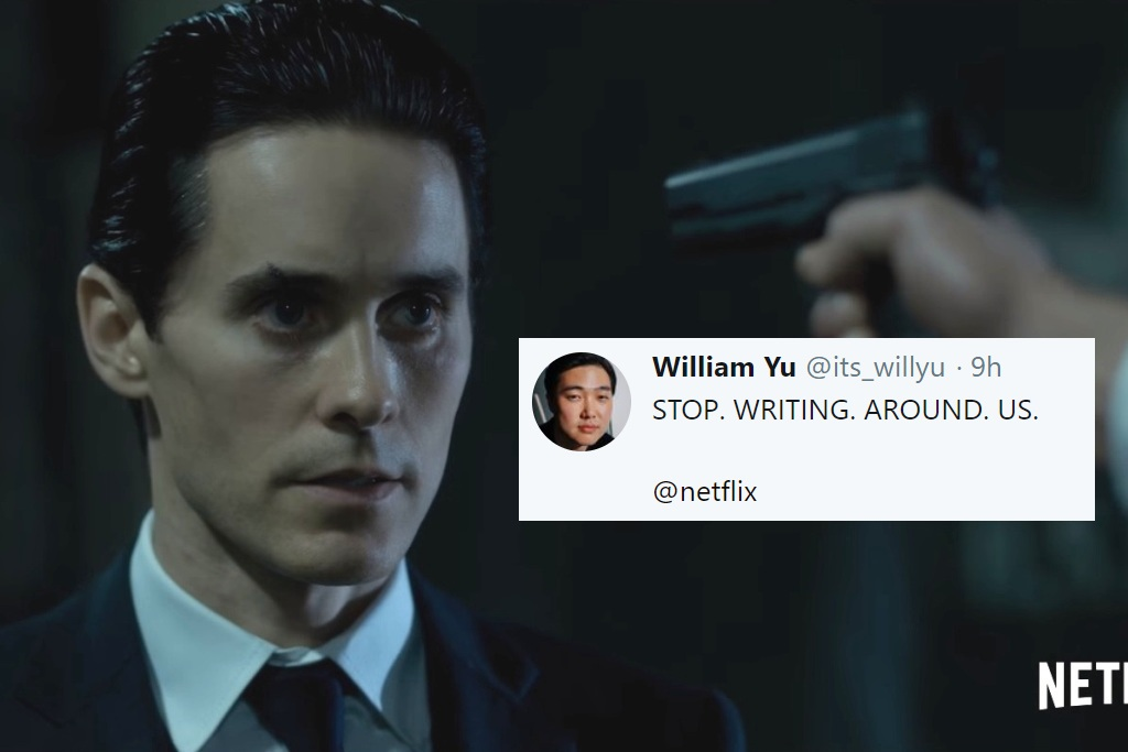 The Outsider Trailer: Jared Leto Joins the Yakuza in Netflix Movie