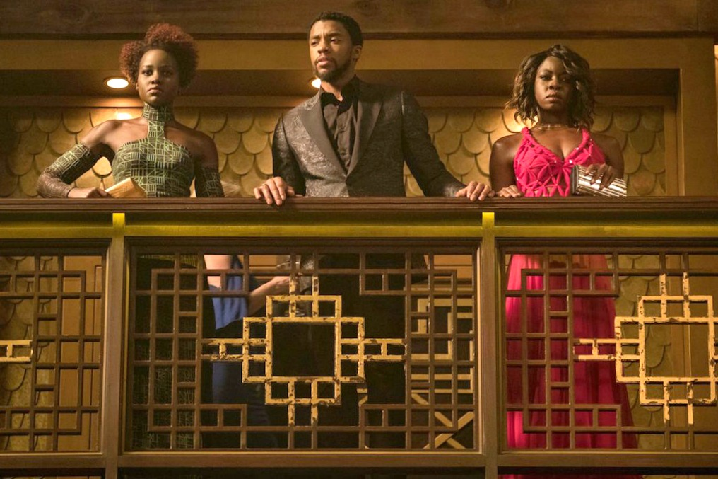 This week will see the release of Black Panther, the superhero movie fans  have been waiting two years for — and, importantly, the first ever film in  the ...