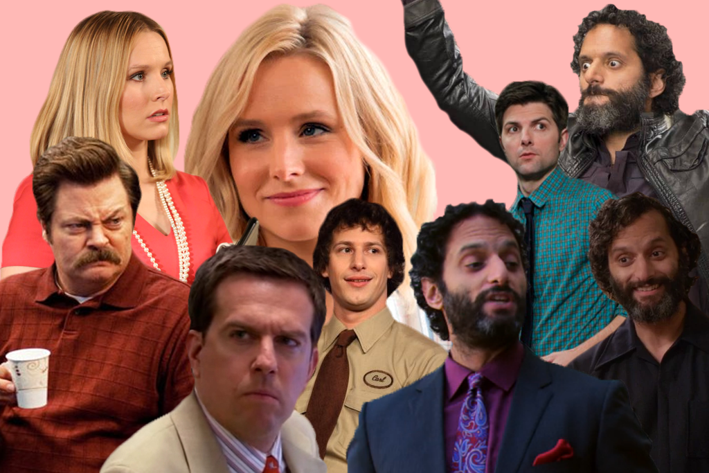 Parks and Recreation' And 'The Good Place' Exist In The Same
