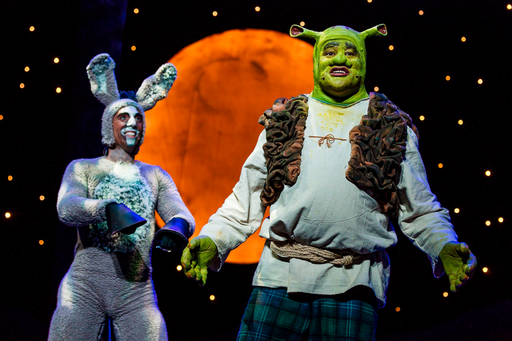 We Went To Shrek The Musical And Guys You Ve Gotta See This