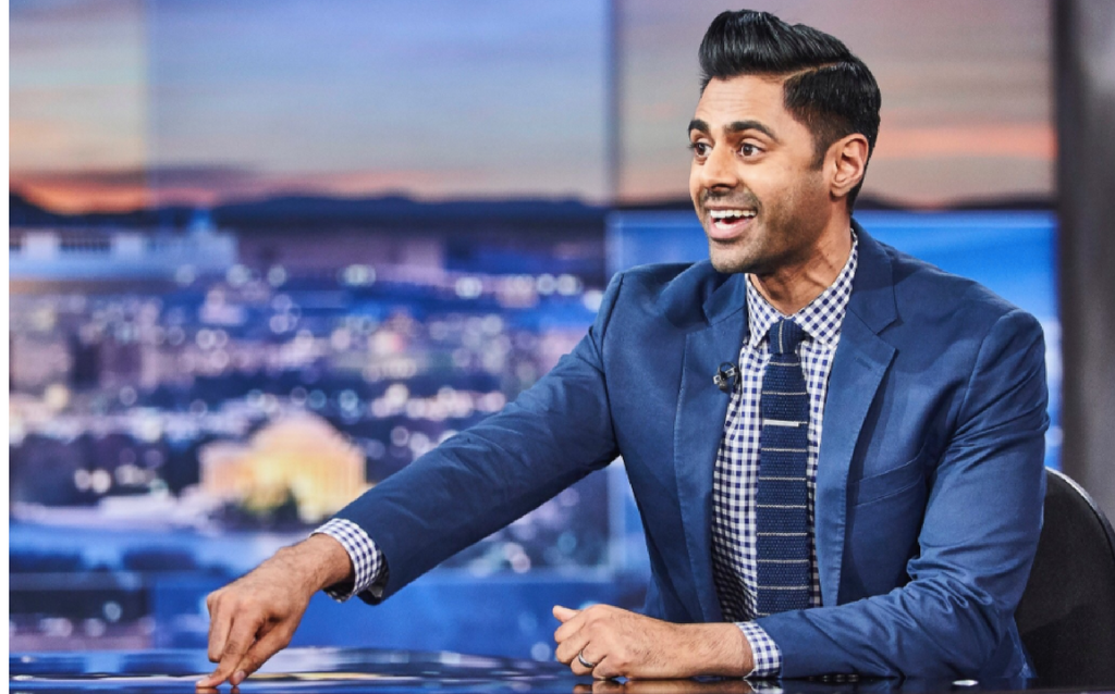 Hasan Minhaj to leave 'Daily Show' for Netflix talk show
