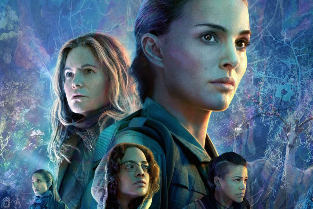 What Actually Happened At The End Of 'Annihilation'?