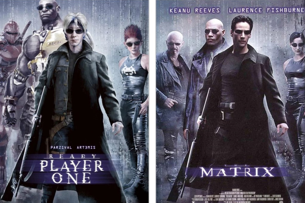 'Ready Player One' unveils '80s-inspired new poster