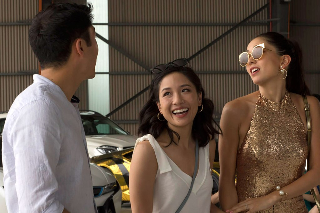 The first full trailer for 'Crazy Rich Asians' is here