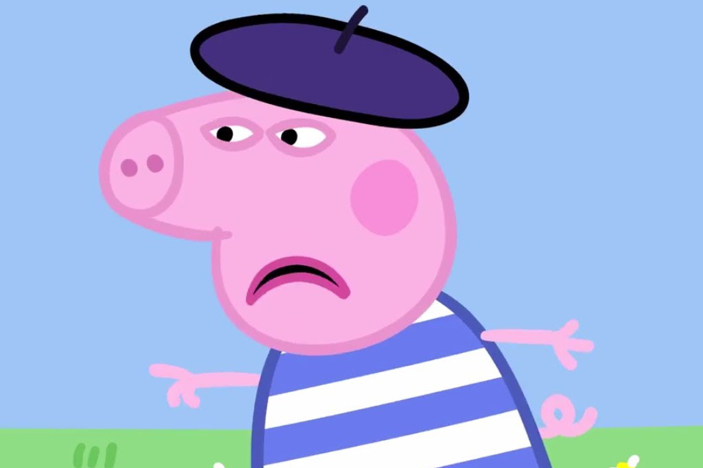 You might know Peppa Pig as a beloved children's cartoon character, a  delightful porcine figure who sings and teaches lessons about the alphabet  and ...
