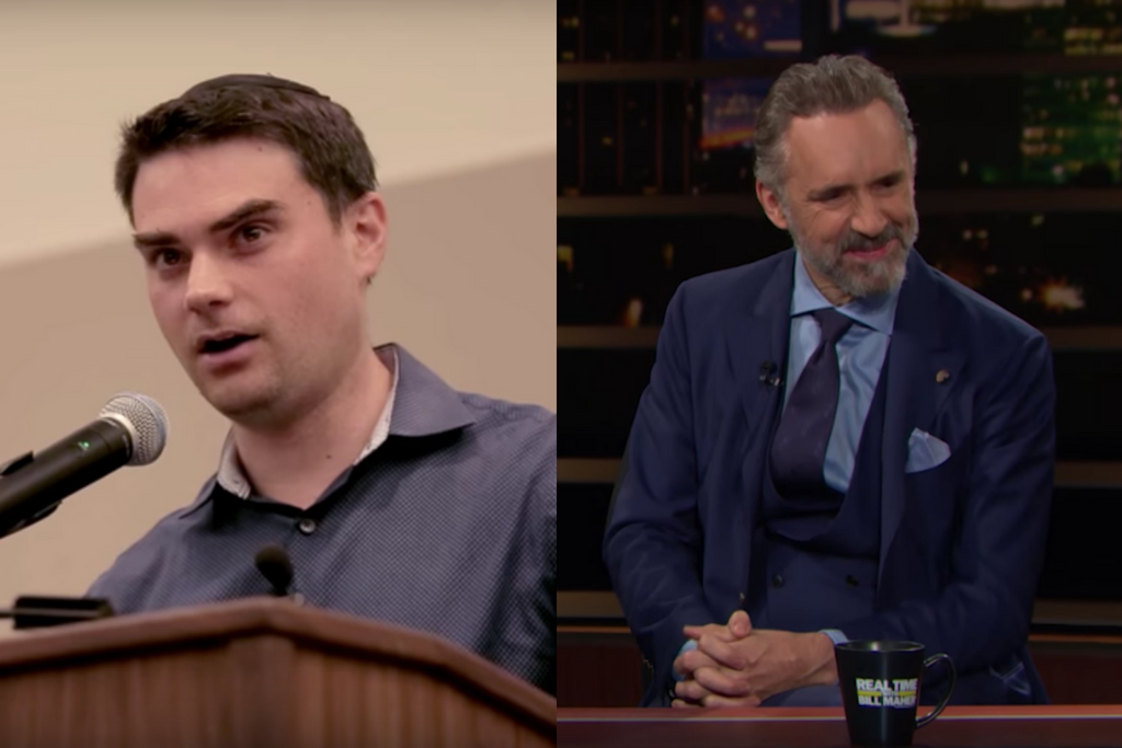 Alt Right Jordan Peterson Ben Shapiro