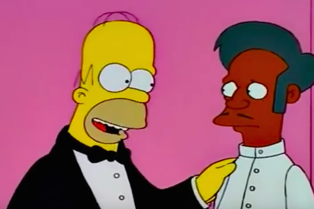 'The Simpsons' creator Matt Groening responds to controversy over 'racist' Apu