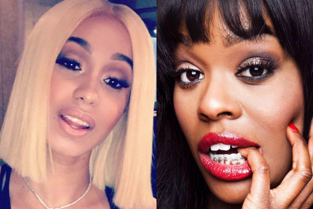 Cardi B Claps back at Azealia Banks for 'illiterate, untalented' remarks